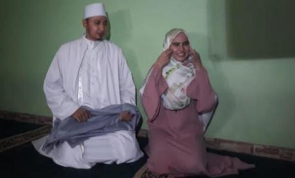 Nikahi Kartika Putri, Habib Usman Sekaligus Jadi Penghulu