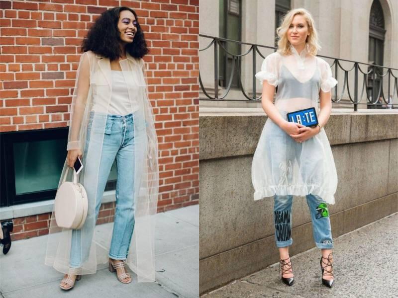 7 Tips Ini Buatmu Nyaman Saat Pakai Sheer Dress yang Semi Tembus Pandang