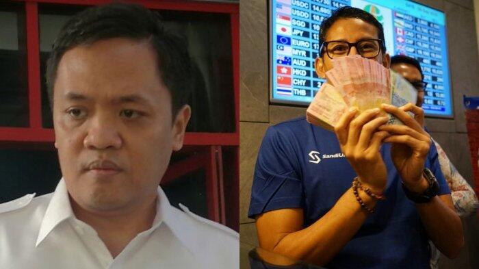 Habiburokhman: Setelah Sandiaga Beri Contoh Cinta Rupiah, Dolar Mulai Jinak