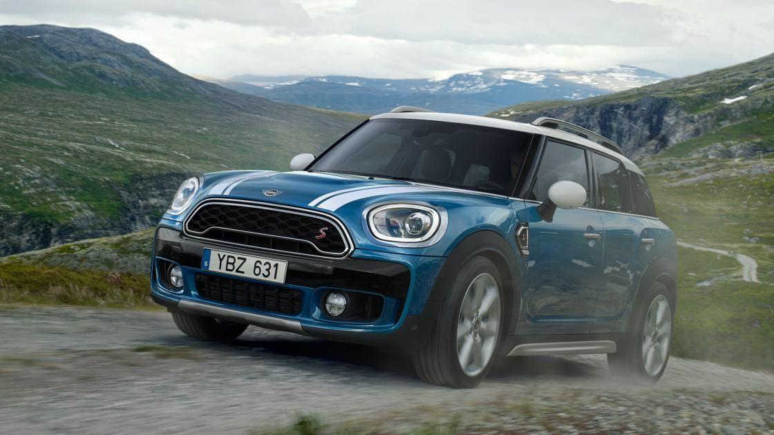 Ini 4 Keunggulan Mini Cooper Countryman Made in Indonesia