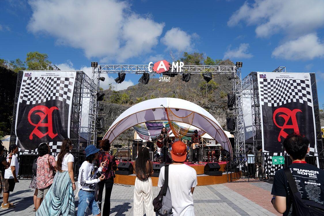 Jadwal Soundrenaline Hari ke-2, Limp Bizkit Main di A Stage!