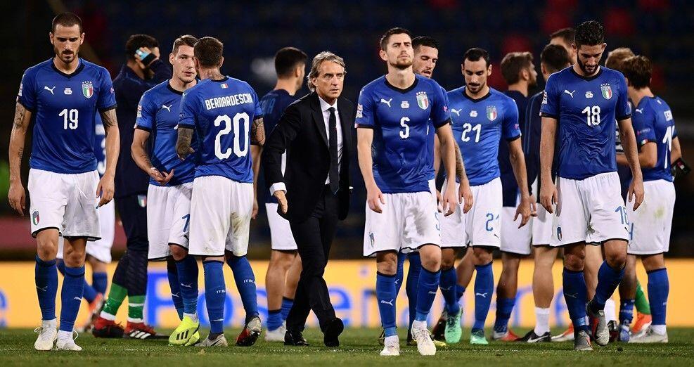 Nations League: Tahan Imbang Polandia 1-1, Langkah Pertama Italia Muda