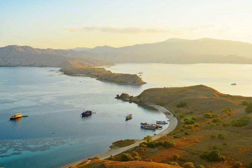 Polri: Penyebab Kebakaran di Pulau Gili Lawa karena Faktor Alam