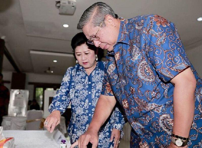 Ulang Tahun ke-69, Ini Doa AHY dan Ani Yudhoyono untuk SBY