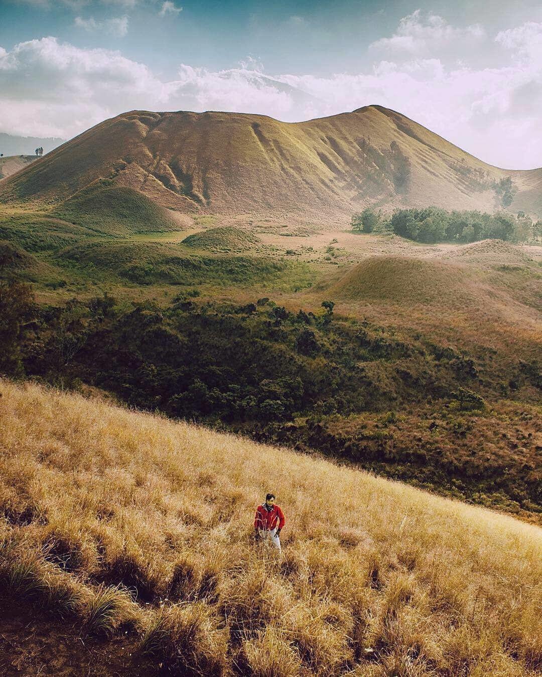 8 Potret Cantik Kawah Wurung, Surga Tersembunyi di Kota Bondowoso