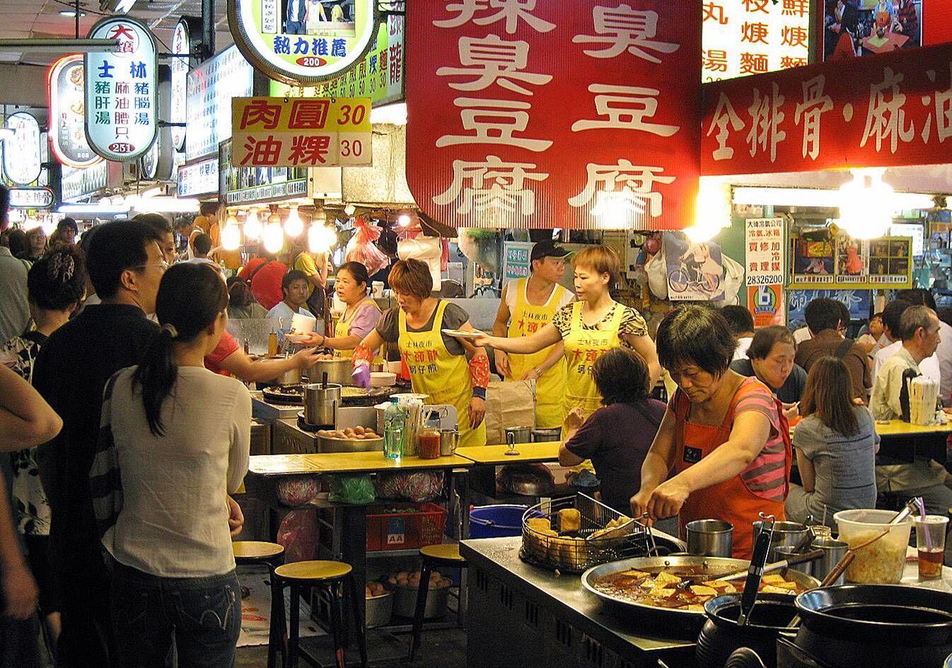Tobat, Mantan Bos Gangster Tersohor Taiwan Ini Kini Jualan Mie Ayam