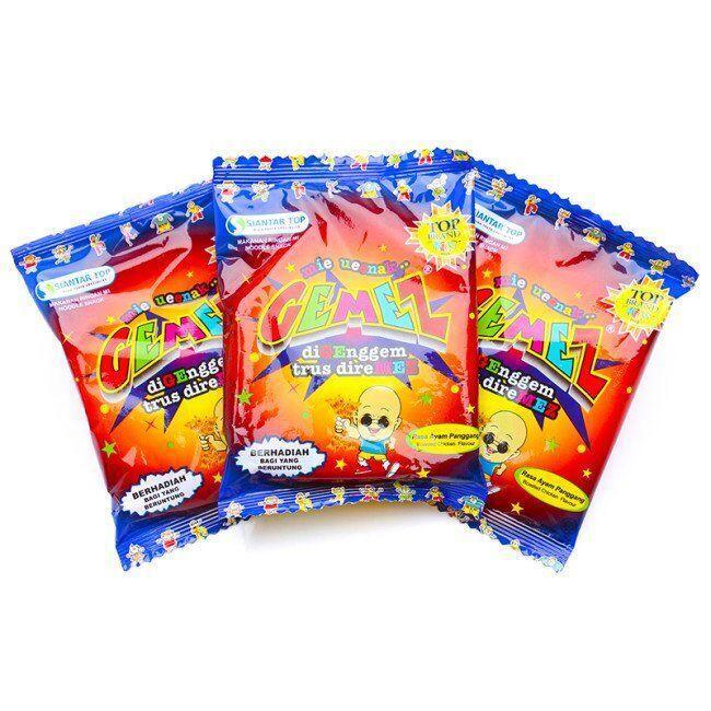 10 Snack Mie Jadul Era 90an, Jajanan yang Bikin Ngangenin!