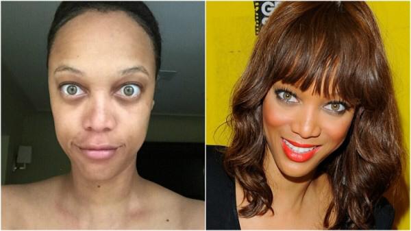 7 Wajah Selebriti yang Berubah Drastis Saat Tak Pakai Makeup