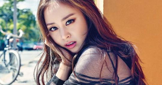 5 Artis Cantik Korea Dengan Bibir Menurun Yang Sexy Dan Mempesona