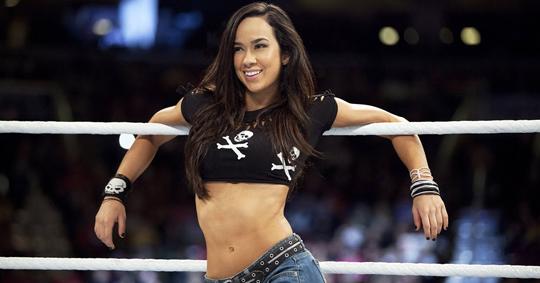 5 Atlit SmackDown Paling Cantik Dan Mempesona Sepanjang Sejarah