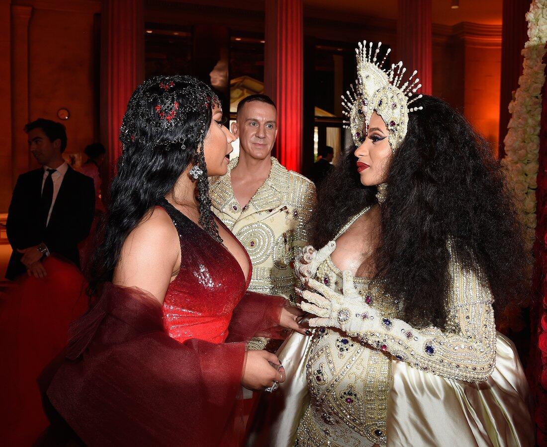 Pertikaian Nicki Minaj dan Cardi B, Sejak Kapan?