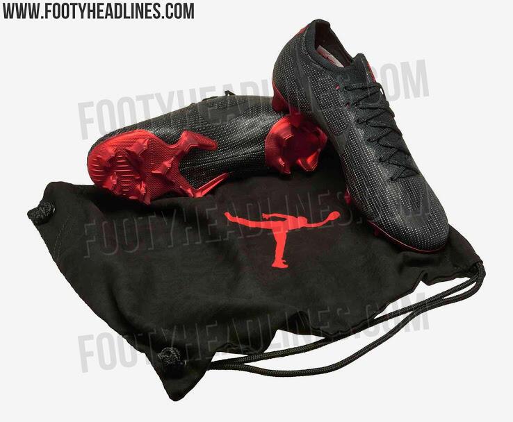 Keren Abis! Nike Mercurial x Jordan Akhirnya RIlis Gan