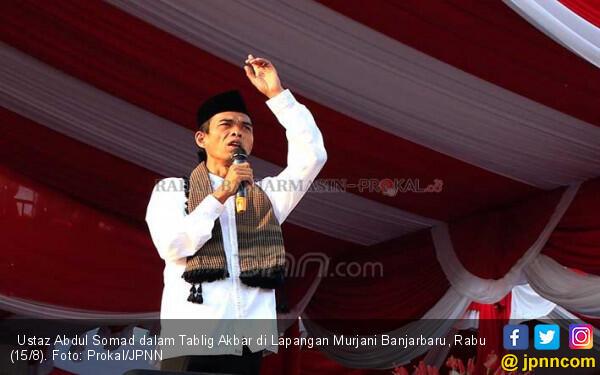 Drs Dadeng Hidayat:Intimidasi Terhadap UAS Upaya Melemahkan Dakwah Islam