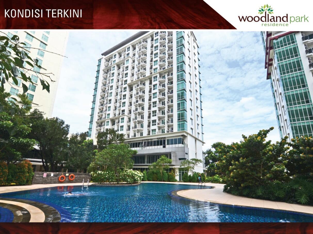 Apartment-woodlandpark residence