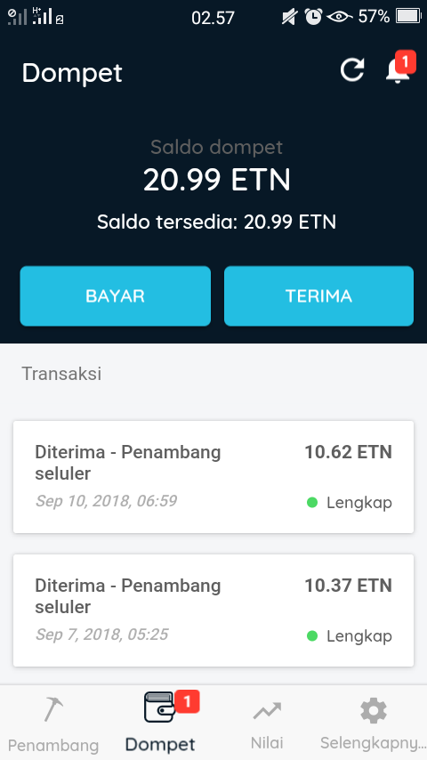Mining ETN Coin (Electroneum) Free Using Android