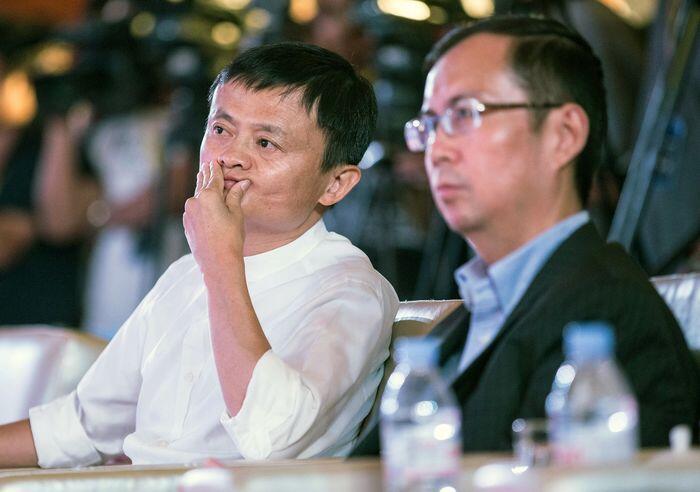 Daniel Zhang, penerus Jack Ma untuk masa depan Alibaba
