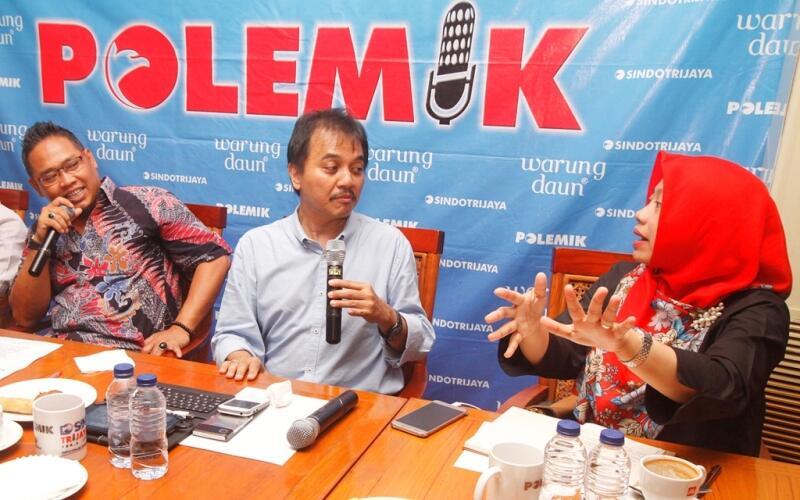 ICW: Kasus Roy Suryo Preseden Buruk Pemerintah