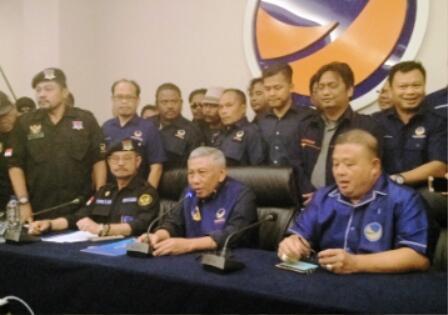 Partai NasDem akan Somasi Rizal Ramli