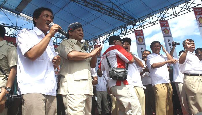 Gerindra: Banyak Presiden Turun di Tengah Jalan Karena Masalah Ekonomi