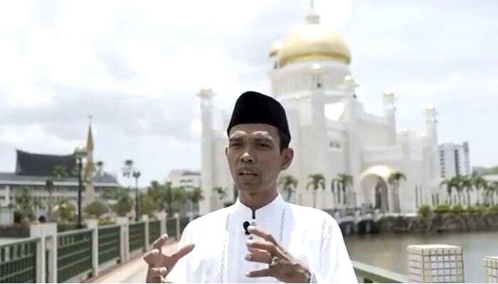 Imam di Amerika Serikat: Magnet Ustadz Abdul Somad di Luar Batas Pemikiran Rasional