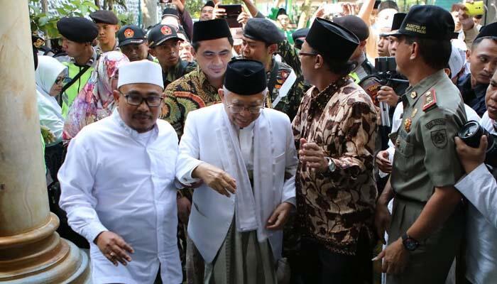 Wakil Gubernur Jateng Terinspirasi Langkah KH. Maruf Amin