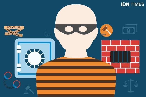 Pelaku Spesialis Ganjal ATM Diringkus Saat Beraksi