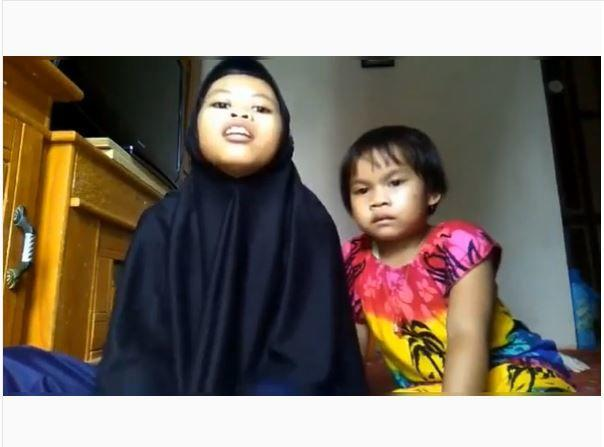 10 Video Anak Kecil yang Lagi Viral Bikin Ngakak, Adik Siapa Nih?