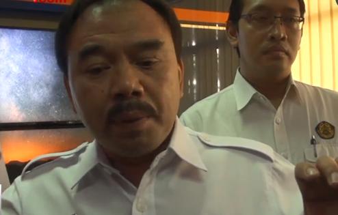 Bikin Geger Warga, Ini Penjelasan Fenomena 'Sinkhole' di Sukabumi