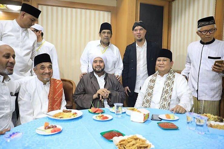 Kunjungi Jatim, Prabowo Targetkan 12 Juta Suara di Pilpres 2019