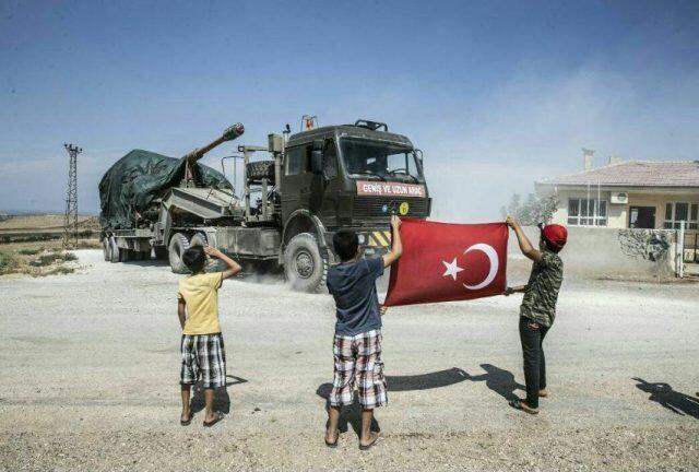 Penyerbuan Idlib dan Simalakama Turki