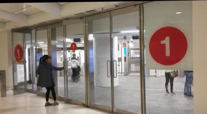 Stasiun Kereta Bawah Tanah New York City akhirnya Di Buka sejak Hancur 17 Tahun lalu