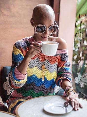 Cerita Perjuangan Fashion Blogger Melawan Kanker