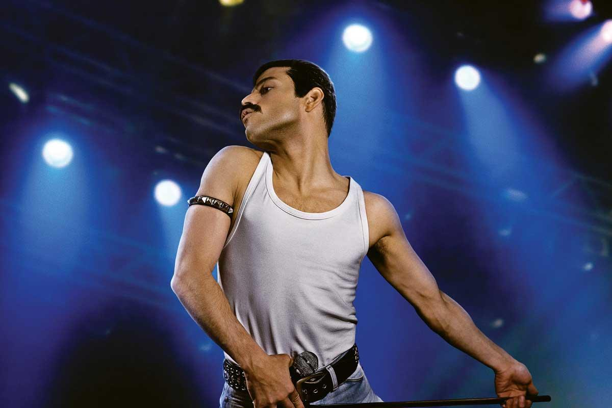 Bohemian Rhapsody World Premiere di Wembley Arena