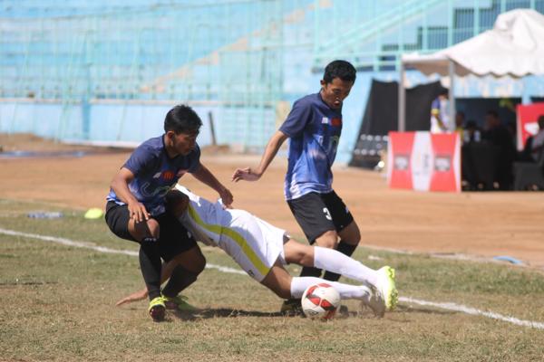 Tukang Foto Lima Football: McDonald's East Java Conference 2018.