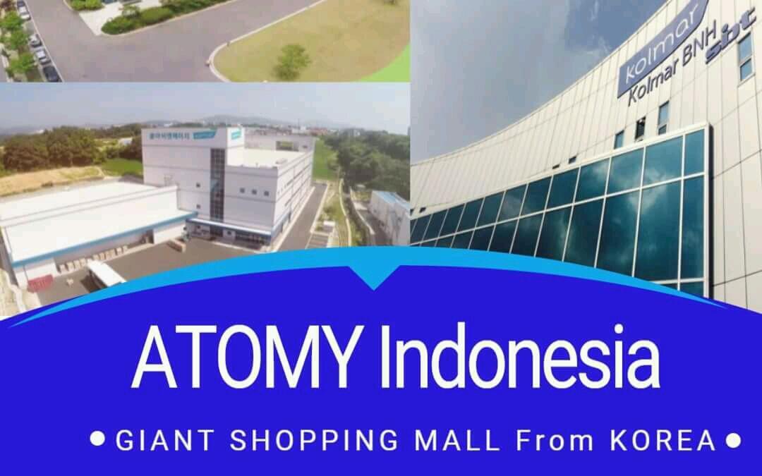 Atomy indonesia
