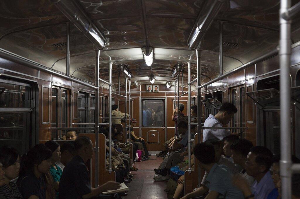 Meski Negara Miskin, Ternyata Korut Sudah Punya MRT Sejak Lama Gan!