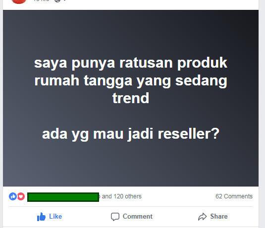 500 Produk Trend Rumah Tangga siap dijual, ada yang minat jadi Reseller?