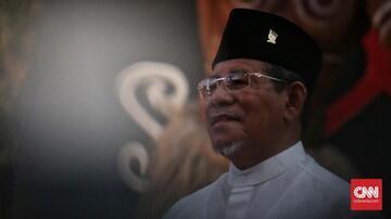 Gubernur Maluku Utara Kader PKS Tegas Dukung Jokowi-Ma'ruf