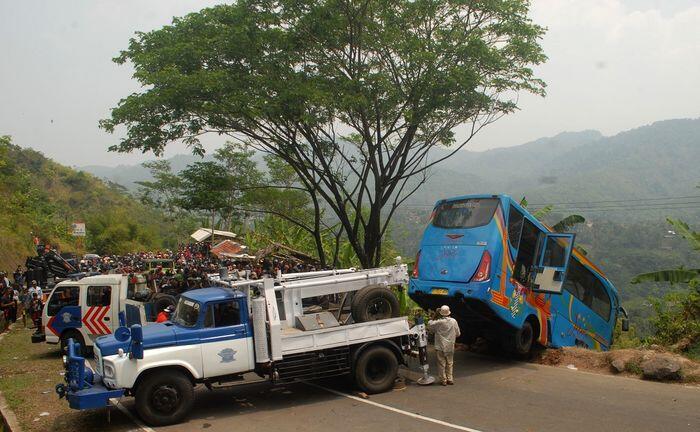 Izin PO bus maut di jalur Cikidang bakal dicabut