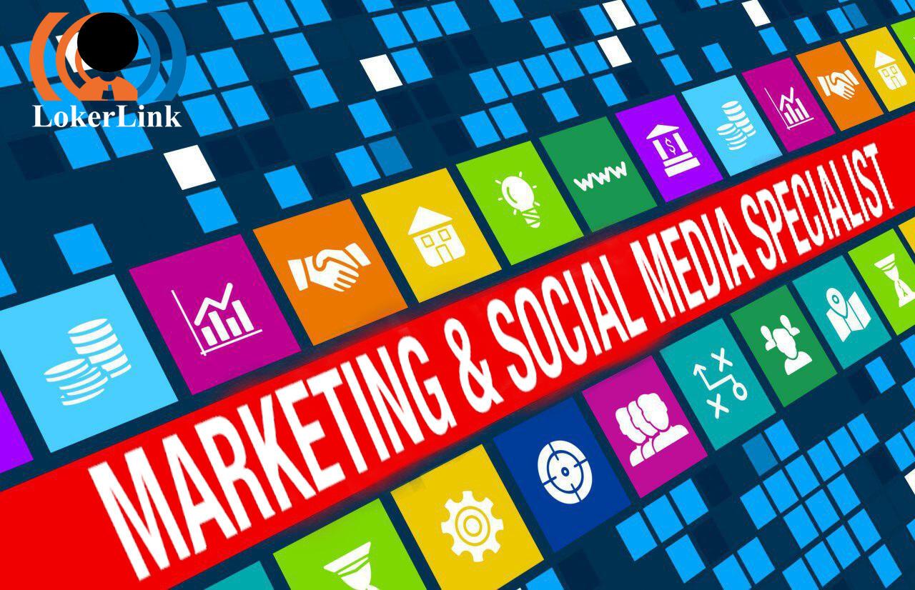 MARKETING & SOCIAL MEDIA SPECIALIST