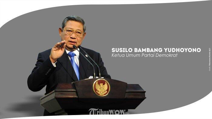 SBY: Dalam Kampanye Pemilu 2019, Izikan Saya Lebih Sering Berbicara