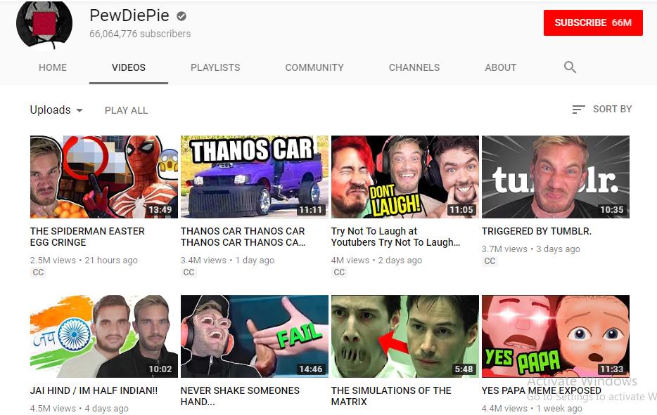 T-Series segera menyalip PewDiePie sebagai penguasa Youtube
