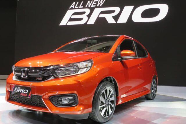 Resmi: All New Brio Dibandrol Mulai Rp 139 Jutaan!