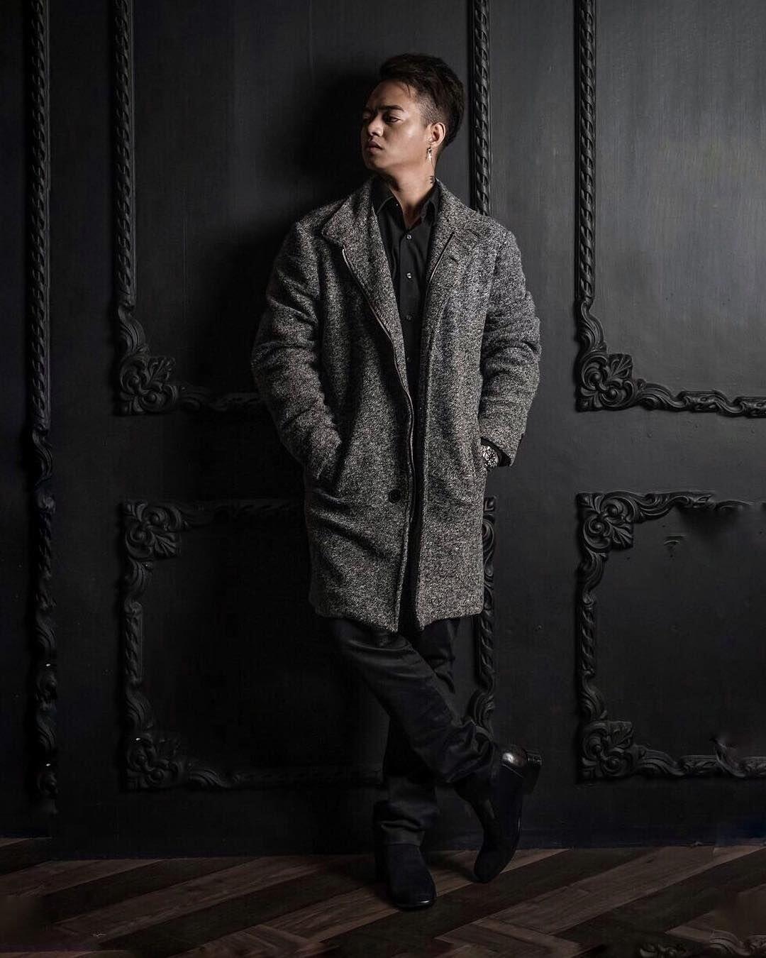 10 Potret Fashionable nan Kekinian Reza Arap, Swag Abis!