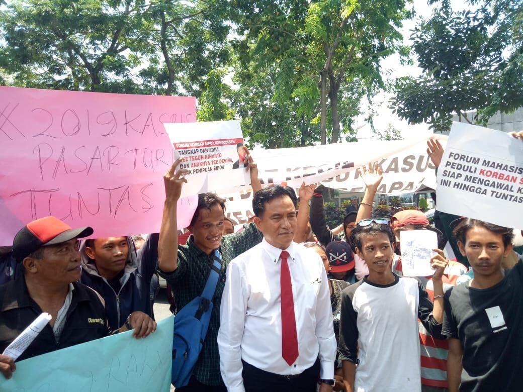 Prabowo Atau Jokowi? Yusril Masih Pantau Keputusan Ulama