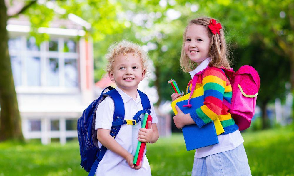 8 Hal Unik dari Tas Sekolah Masa Kecil Ini Kobarkan Semangat Belajar