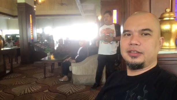 Ahmad Dhani Sebut Acara di Surabaya Dilarang, Panitia Membantah