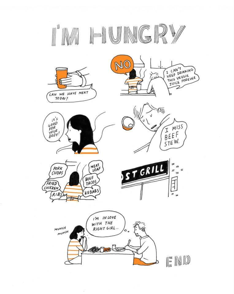 19 Komik Mini yang Menggambarkan Tulusnya Kisah Cinta, Bikin Baper!