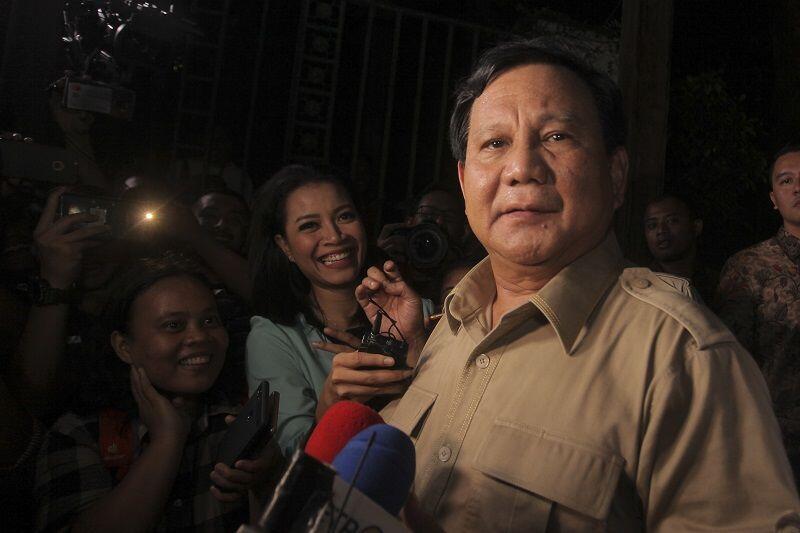 Prabowo dan SBY Akan Bahas Kesolidan Demokrat di Pilpres 2019