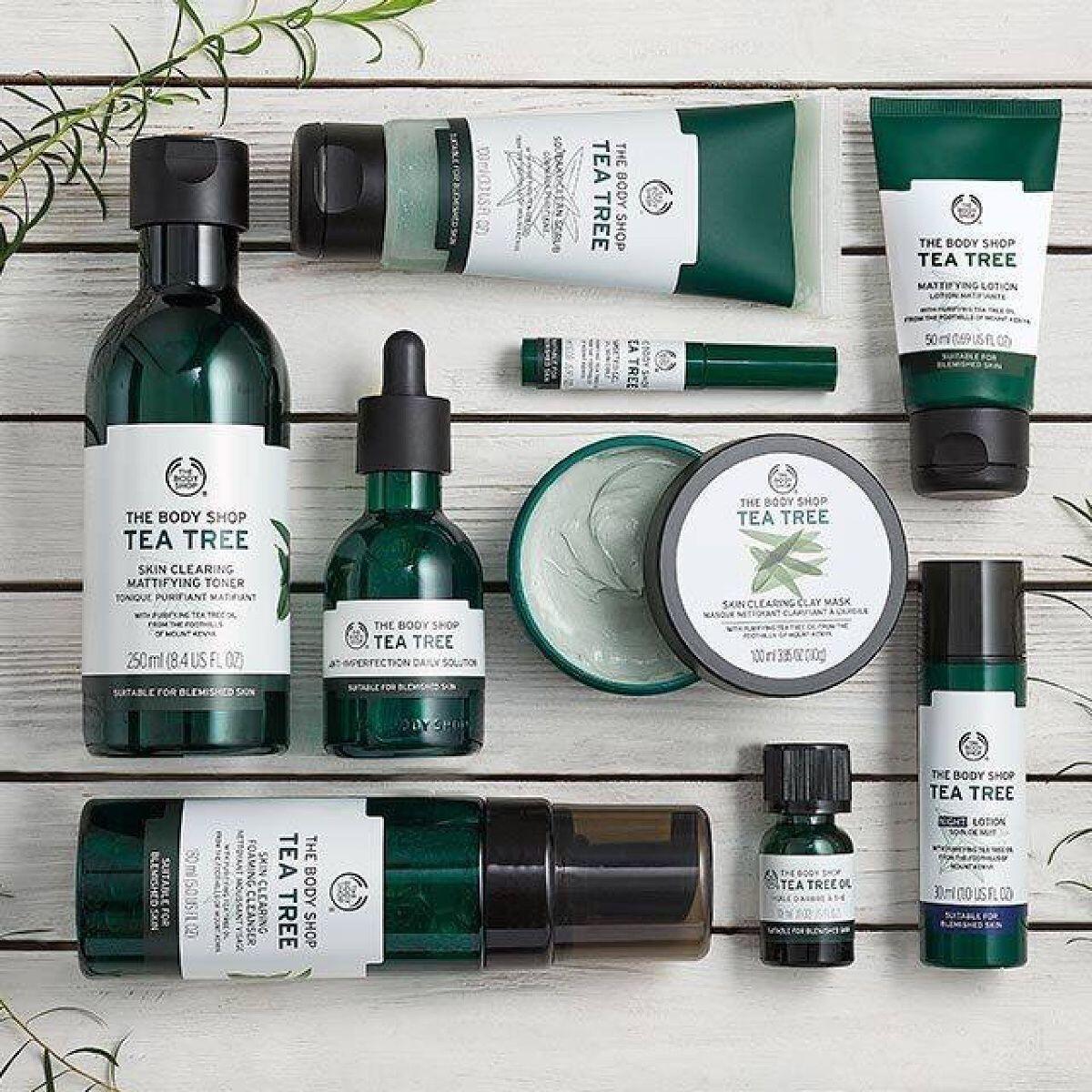 Punya Kandungan Tea Tree Oil, 5 Skincare Ini Ampuh Atasi Jerawat